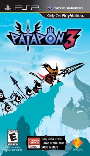 Patapon 3 Sony PSP