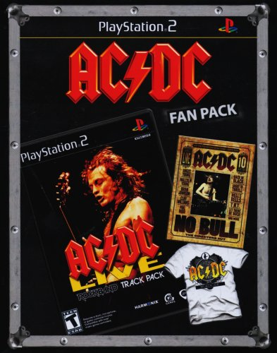 AC/DC Fan Pack: Includes Playstation 2 Edition of PS2