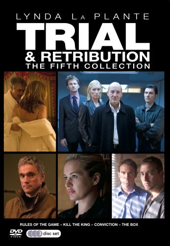 Trial & Retribution - Collection Five - 3-DVD Box Set