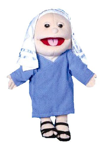 "Sunny Puppets 14"" Sarah Puppet"