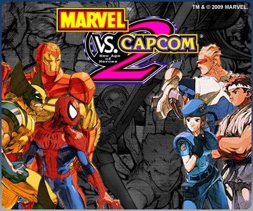 Marvel vs. Capcom 2 [Online Game Code] PS3