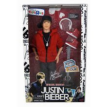 Justin Bieber Collector's Exclusive Concert Doll