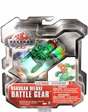 Bakugan Deluxe Battle Gear Vilantor Gear (Colors Vary)