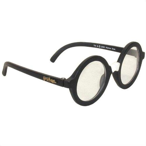 Black Harry Potter Costume Glasses