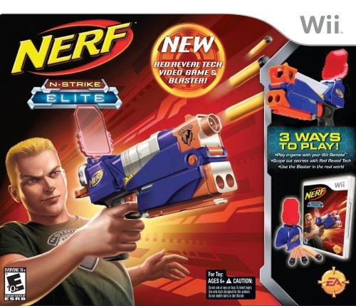 Nerf N-Strike Elite Bundle Wii