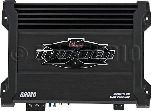 MTX 600XD Class D Mono Amplifier