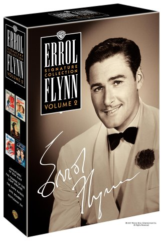 The Errol Flynn Signature Collection, Vol. 2 (The