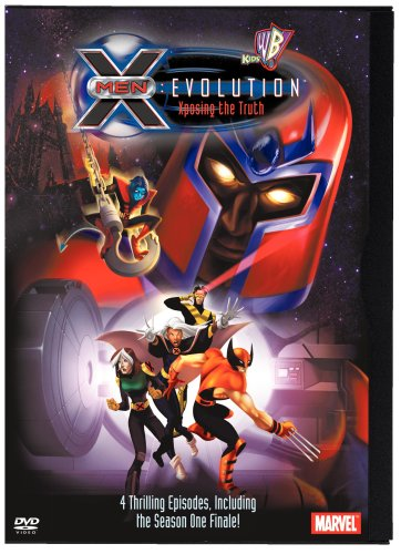 X-Men Evolution: Xposing The Truth