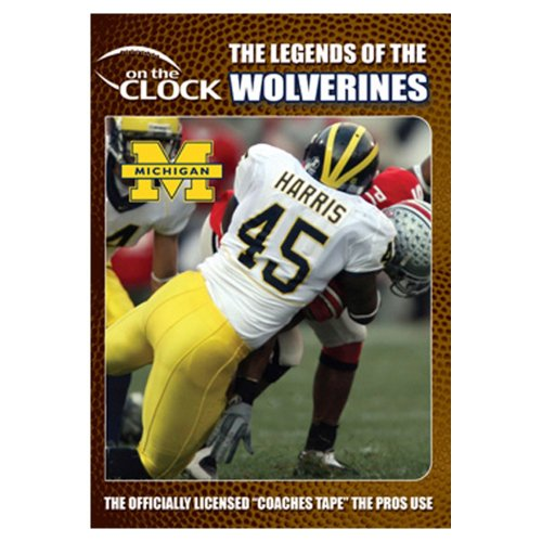 Legends of College Football Featuring The Wolverines
