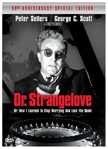 Dr. Strangelove or How I Learned to Stop Worrying and