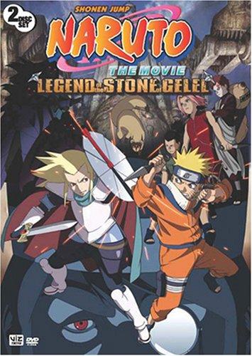 Shonen Jump Naruto The Movie: Legend of the Stone of
