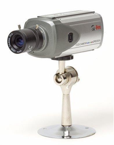 Q-See QPSCDCA Professional Indoor CCD Camera Windows