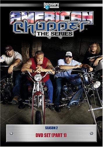 American Chopper Season 2 - DVD Set (Part 1)