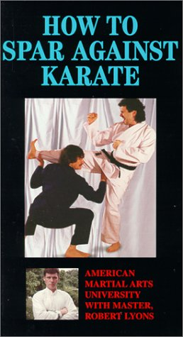 How to Spar Against Karate DVD