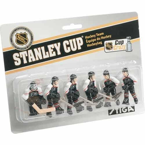 Stiga Philadelphia Flyers NHL Table Top Hockey Team