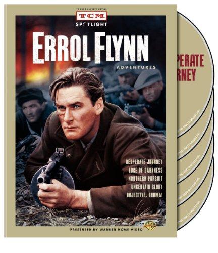 TCM Spotlight: Errol Flynn Adventures (Desperate