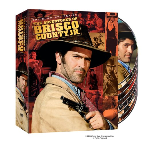 The Adventures of Brisco County, Jr.: The Complete