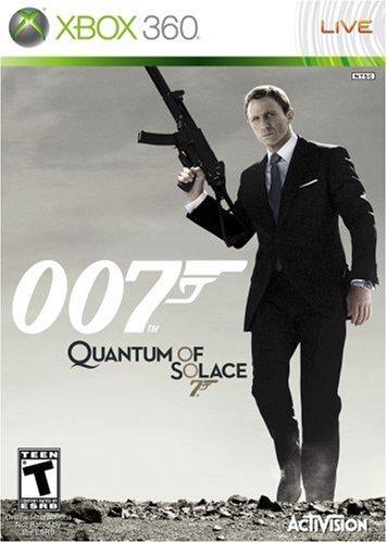 James Bond 007: Quantum of Solace Xbox 360