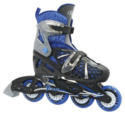 Roller Derby Boy's Tracer Adjustable Inline Skate,