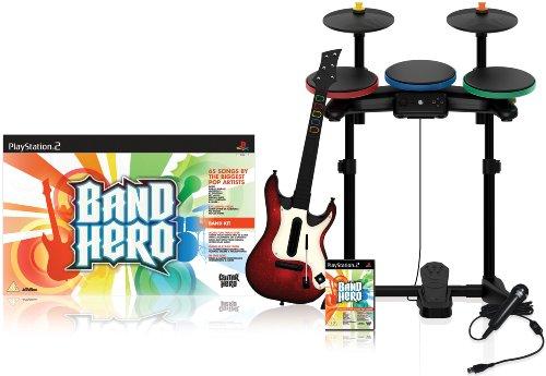 PS2 Band Hero Super Bundle PS2