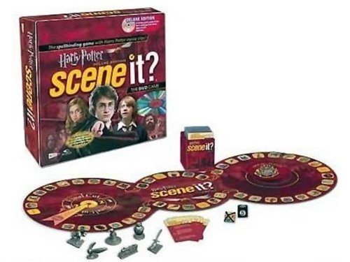 DVD GAME - DELUXE EDITION HARRY POTTER TIN-SCENE IT!