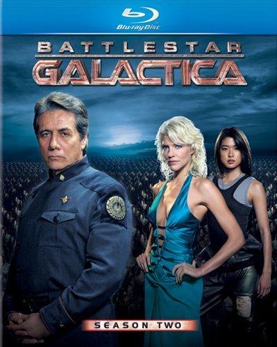 Battlestar Galactica: Season Two [Blu-ray]