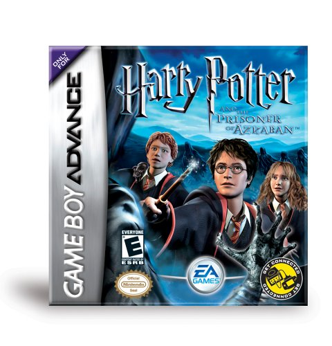 Harry Potter and the Prisoner of Game Boy Advance