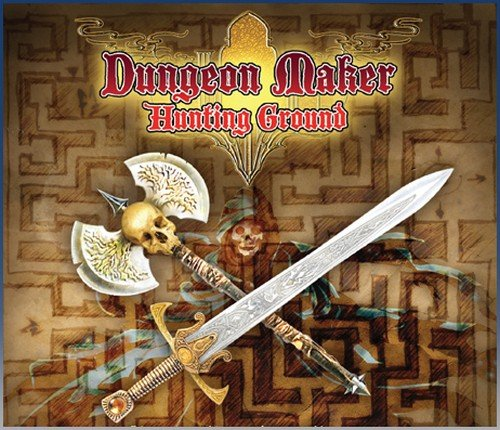 Dungeon Maker: Hunting Ground [Online Game Sony PSP