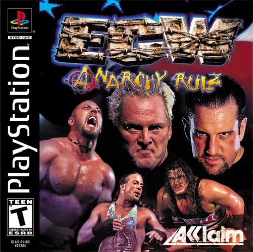 ECW: Anarchy Rulz PlayStation