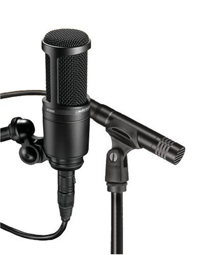 Audio Technica AT2041 Studio Microphone Package