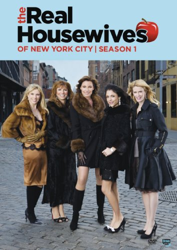 A&e Home Video Real Housewives Of New York-season 1