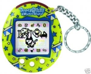Tamagotchi Music Star V6 Exclusive Feel the Beat