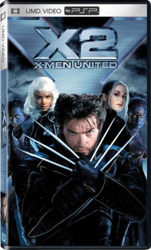X-2: X-Men United [UMD for PSP]