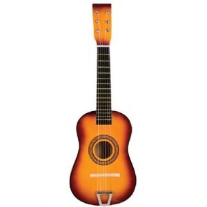 Small Acoustic Guitar - Great Gift for Kids = Assorted