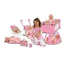 Graco Room Full of Fun Baby Doll Set