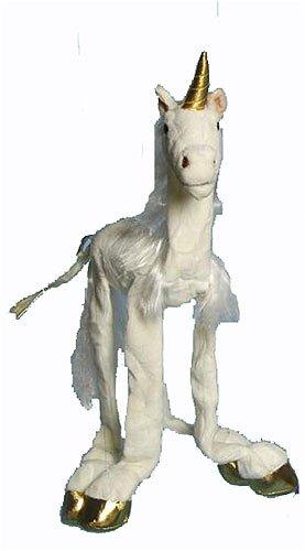 Sunny Unicorn Marionette - Large
