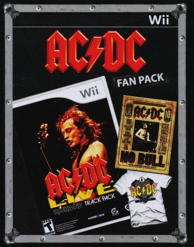 AC/DC Fan Pack: Includes Nintendo Wii Edition of Wii