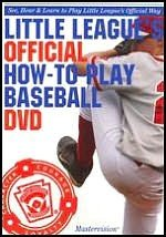 Little League's Official How-to-Play Baseball DVD