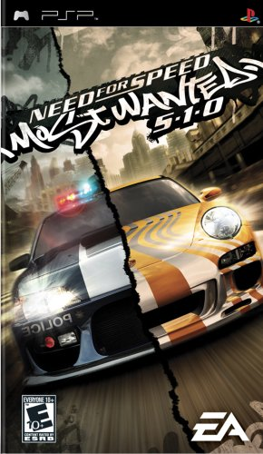 Need for Speed Most Wanted Sony PSP