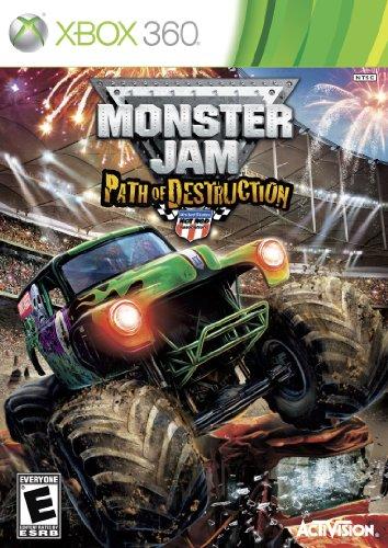 Monster Jam 3: Path of Destruction Xbox 360