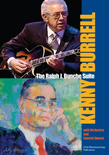The Ralph J. Bunche Suite by Kenny Burrell with