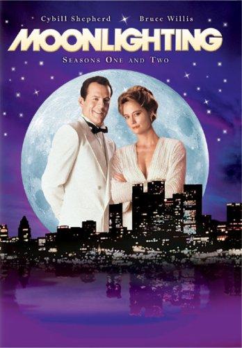 Moonlighting DVD Bundle Seasons 1 - 5