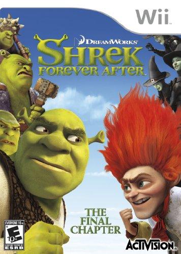 Shrek Forever After Wii