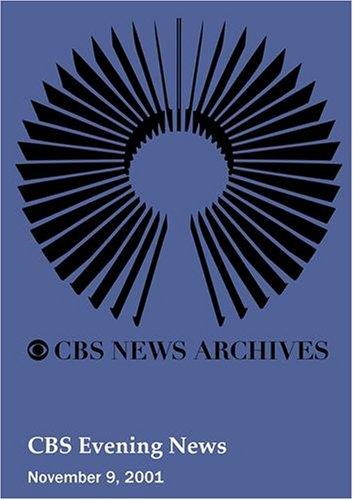 CBS Evening News (November 09, 2001)