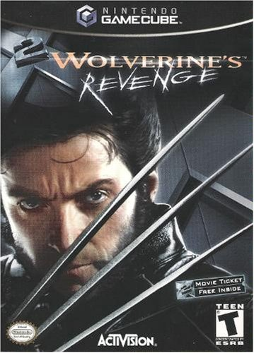 X2 Wolverine's Revenge GameCube
