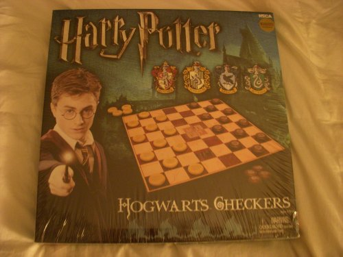 Harry Potter Hogwarts Checkers Game