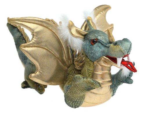 Green Dragon Puppet