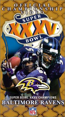 Super Bowl XXXV - Baltimore Ravens Championship Video