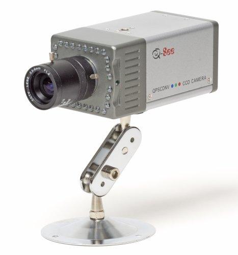 Q-See QPSCDNV Professional Indoor CCD Camera Windows
