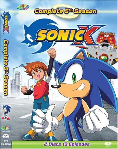 Sonic X - Complete Fifth Season
